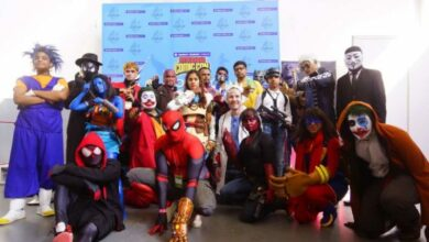 Photo of Hyderabad Comic-Con kicks off with a huge fan footfall