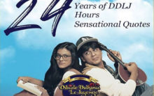 24 YO of DDLJ: Kajol pays tribute by recreating her iconic look