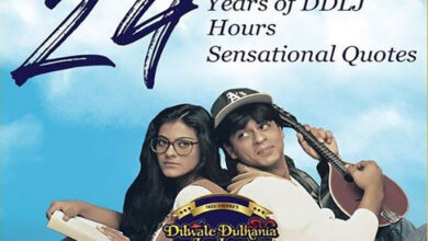 Photo of 24 YO of DDLJ: Kajol pays tribute by recreating her iconic look