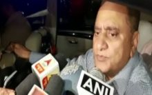 UP: DGP OP Singh takes stock of Kamlesh Tiwari murder probe