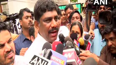 Photo of Delhi: Shivakumar's brother, DK Suresh appears before ED