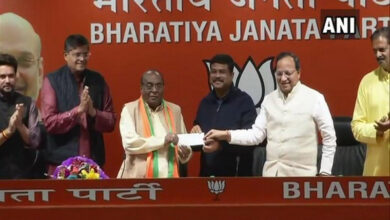 Photo of Former Odisha Minister Damodar Rout quits BJP