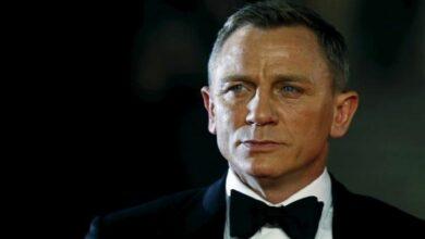 Photo of Daniel Craig delivers emotional speech as'Bond 25′ wraps filming