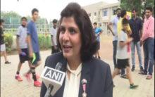 Paralympian Deepa Malik files nomination for PCI president