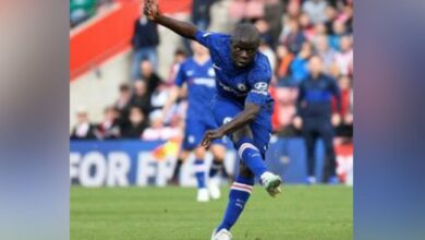 Kante suffered pain in adductor muscle, says Didier Deschamps