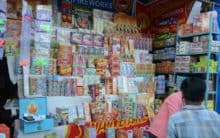 Play safe with fire crackers, advise docs