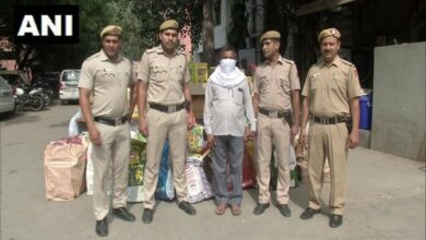 Photo of Man arrested in possession of around 700 kg illegal firecrackers