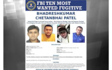 Indian in FBI's top 10 most wanted list