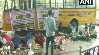 Photo of Chennai: Indefinite strike by Tamil Nadu doctors enters 3rd day