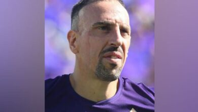 Photo of Franck Ribery banned for three matches for pushing official