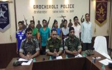 Maharashtra: 7 Naxals surrender in Gadchiroli