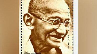 Photo of Madagascar to issue postal stamp on Mahatma Gandhi