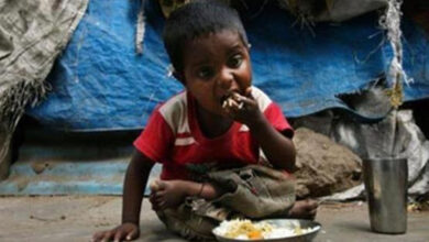 Photo of Global Hunger Index: India slips from 55 in 2014 to 102 in 2019