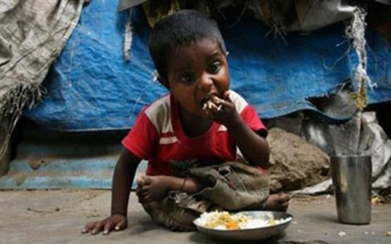 Global Hunger Index: India slips from 55 in 2014 to 102 in 2019
