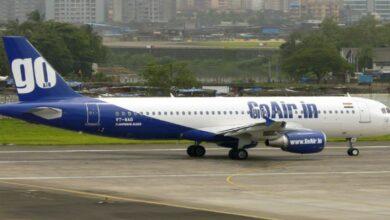 Photo of GoAir flight makes emergency landing at Patna Airport due to technical glitch