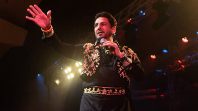 Photo of Gurdas Maan cancels performance at Durga Puja event