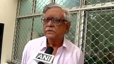 Photo of Veteran CPI leader Gurudas Dasgupta dead