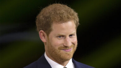 Photo of Prince Harry sues UK tabloids in phone-hacking claim