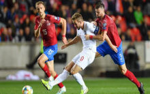 Harry says England's defeat to Czech Republic is a 'wakeup call'