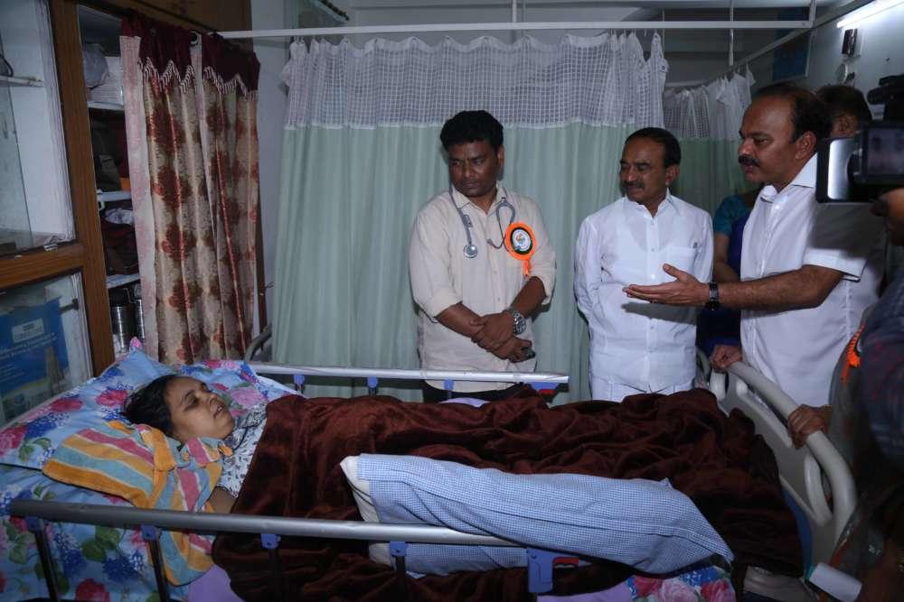 TS:Bring Palliative care under the ambit of Aarogya Sree: Sparsh
