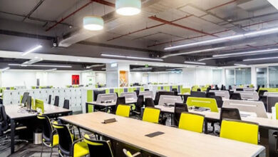 Photo of TO THE NEW moves into a larger office space in Noida