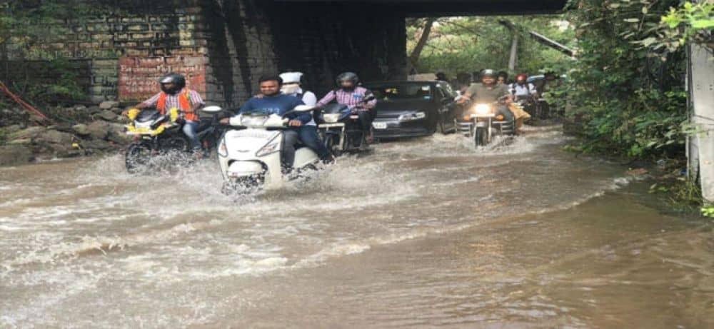 Heavy rains lash Hyderabad, more likely