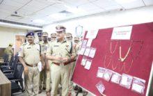 Hyderabad: 4 burglars arrested, Rs 7L booty seized