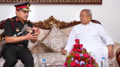 Photo of GOC TASA calls on Governor of Andhra Pradesh