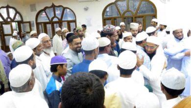 Photo of Hyderabadi youth conducted a Beautiful Islamic Nikah Ceremony