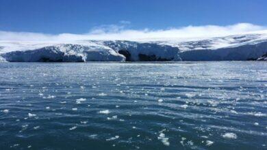 Photo of Gigantic iceberg breaks off Antarctica