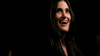 Photo of Idina Menzel being eyed to play Cinderella's stepmother