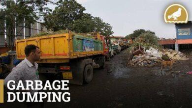 Photo of Shortage of Garbage Trucks at Imli ban Garbage Transfer Station