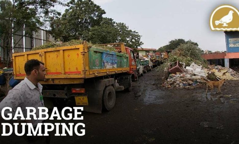 Shortage of Garbage Trucks at Imli ban Garbage Transfer Station