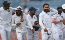 India consolidate top position in the World Test Championship