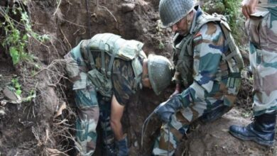 Photo of Indian Army destroys 3 mortar shells of Pak Army