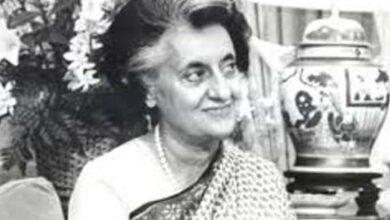 Photo of Modi,Shah pay homage to Indira Gandhi on her death anniversary
