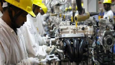 Photo of Industrial production slips by 1.1 pc in August