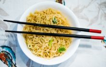 Easy & cheap, low in nutrients: instant-noodle diet harms kids