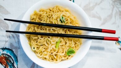 Photo of Easy & cheap, low in nutrients: instant-noodle diet harms kids