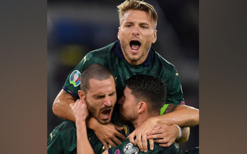 Italy becomes second team to qualify for Euro 2020