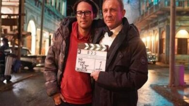 Photo of It's a wrap for James Bond's 'No Time To Die'