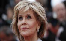Jane Fonda arrested at climate change protest