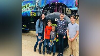 Photo of Jenelle Evans spends quality time with kids, husband