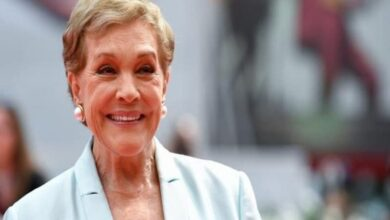 Photo of Julie Andrews: Hollywood isn't all about glamour, red carpets