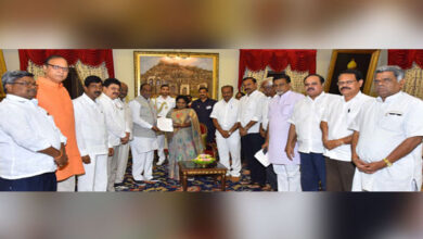 Photo of Telangana: BJP delegation meets Governor
