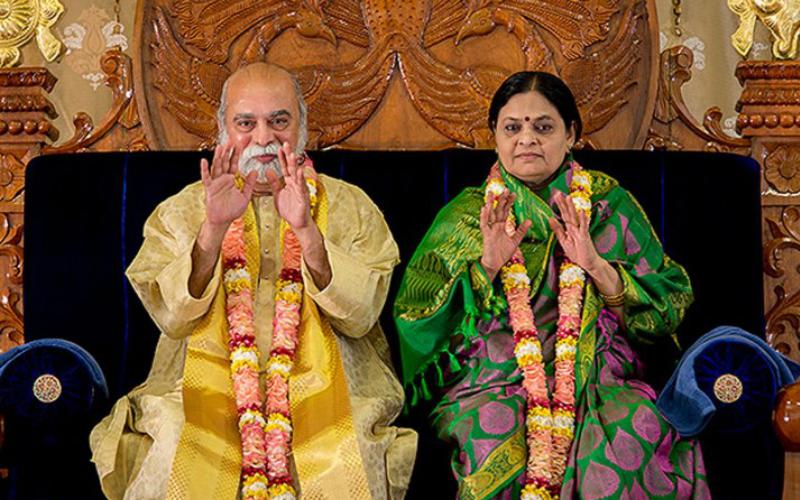 I-T raid spiritual guru Kalki Bhagavan, find Rs 409 cr receipts