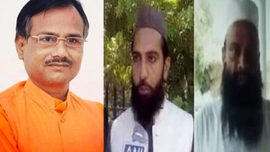 Photo of FIR against two Maulanas for ex-Hindu Mahasabha leader's murder