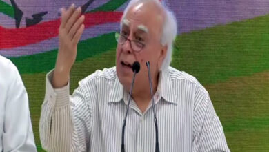 Photo of Sibal questions imposition of Section 144 in Jammu and Kashmir