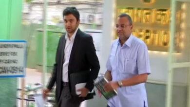 Photo of INX Media case: Karti Chidambaram appears before ED