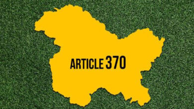 Photo of Abrogation of Article 370 not an issue in Haryana: Kumari Selja
